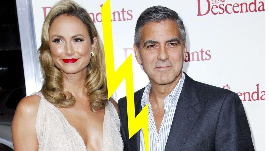 George Clooney : À nouveau célibataire ?