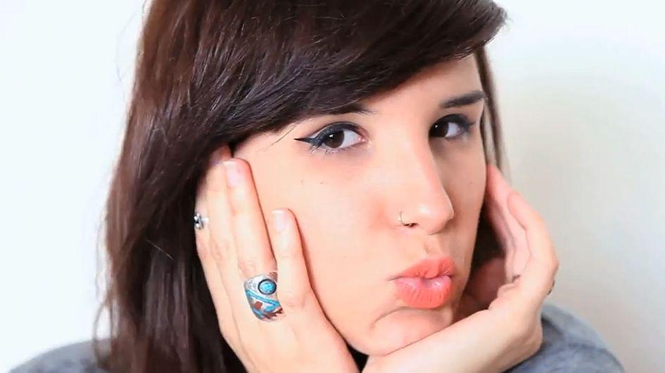 Patch eyeliner : La beauté selon Caro ! (Vidéo)