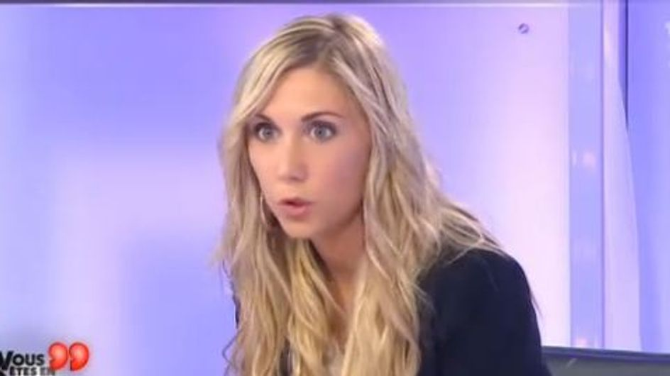 Justine (L'Amour est dans le pré) : En panne d'inspiration chez Morandini (Vidéo)