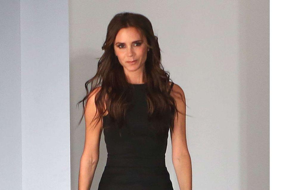 Victoria Beckham : Harper fait son show à New York ! (Photos)