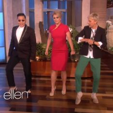 Britney Spears craque pour le gangnam style (Vidéo)