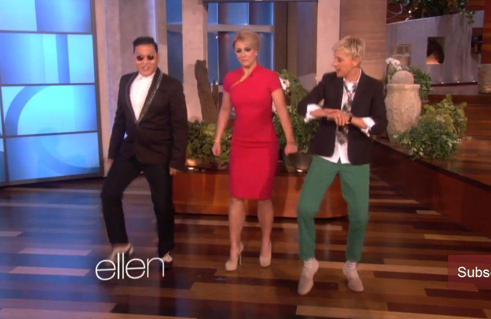 """Britney Spears craque pour le """"gangnam style"""" (Vidéo)"""