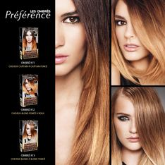 L'Oréal lance un kit pour un ombré hair fait maison !