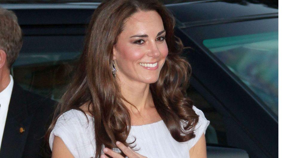 Kate Middleton : Ses fesses plus célèbres que celles de Pippa ! (Photos)