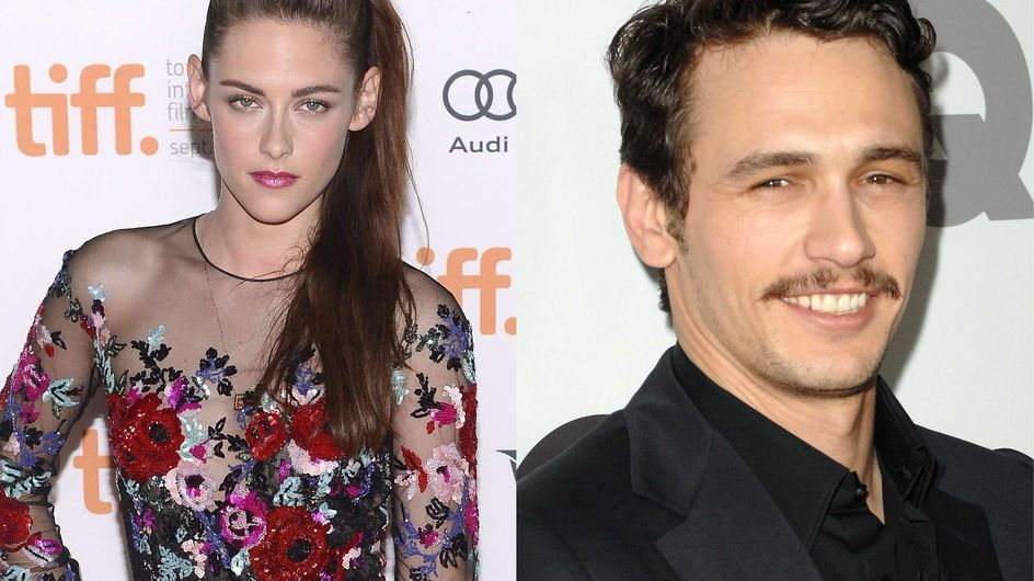 Kristen Stewart et James Franco : Début d'une romance ?