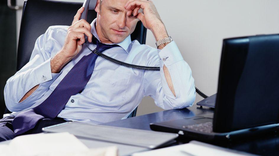 Stress au travail : Une dizaine de morts par jour en France
