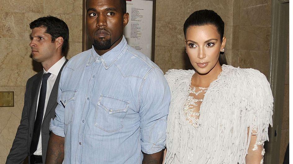 Kim Kardashian : Le pire look de la semaine ! (Photos)