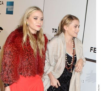 Mary-Kate et Ashley Olsen : Elles se mettent au parfum