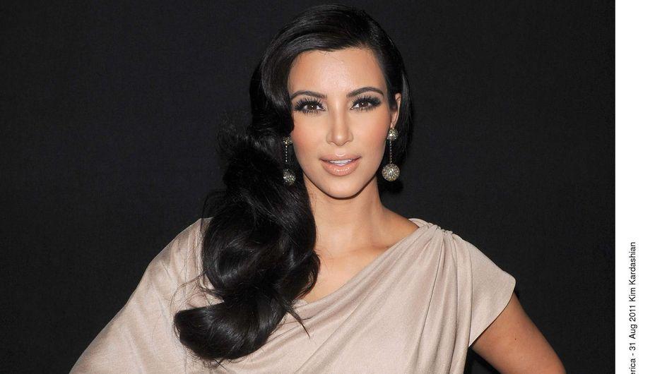 """Kim Kardashian : Découvrez son """"bébé"""" Mercy (Photos)"""
