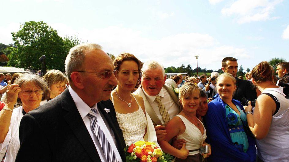 L'amour est dans le pré : Les photos du mariage de Thierry et Annie !
