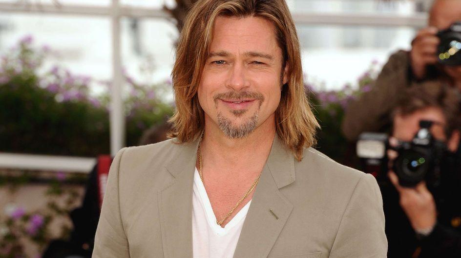 Brad Pitt : Il se transforme en parfait homme d'intérieur
