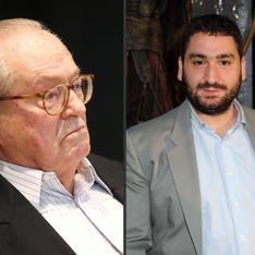 Jean-Marie Le Pen s'en prend à Mouloud Achour (Vidéo)