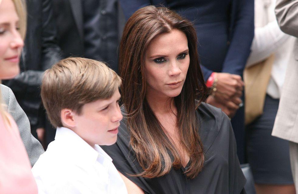 Victoria Beckham : Son fils est un fashion addict ! (Photos)