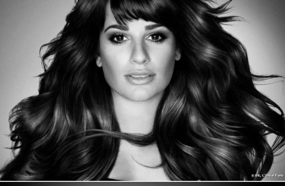 Lea Michele : Nouvelle égérie de L'Oréal Paris