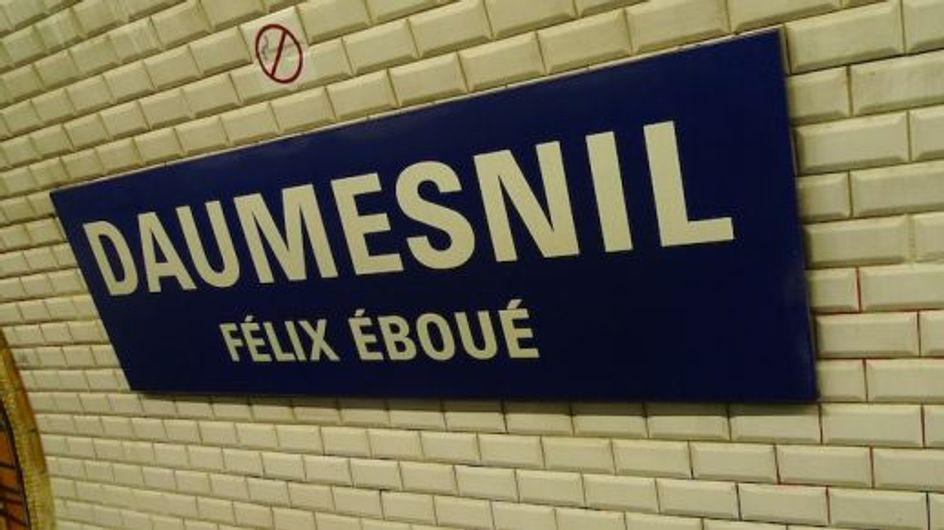 Insolite : Elle accouche dans le métro à Paris