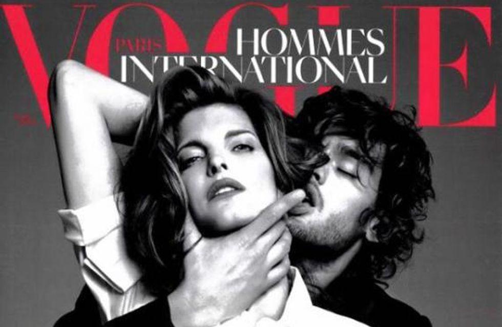 Vogue : La couverture qui choque