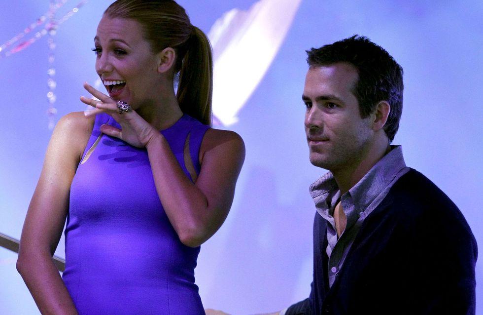 Blake Lively : Une bague à 2 millions de dollars