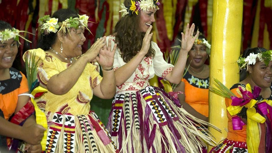 Kate Middleton : Sa danse du ventre en vidéo !