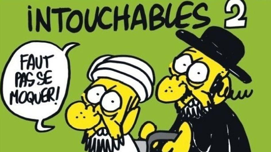 Charlie Hebdo fait encore polémique avec des caricatures de Mahomet