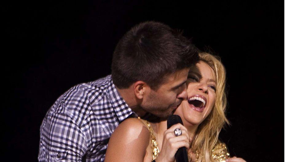 Shakira : Elle est enceinte