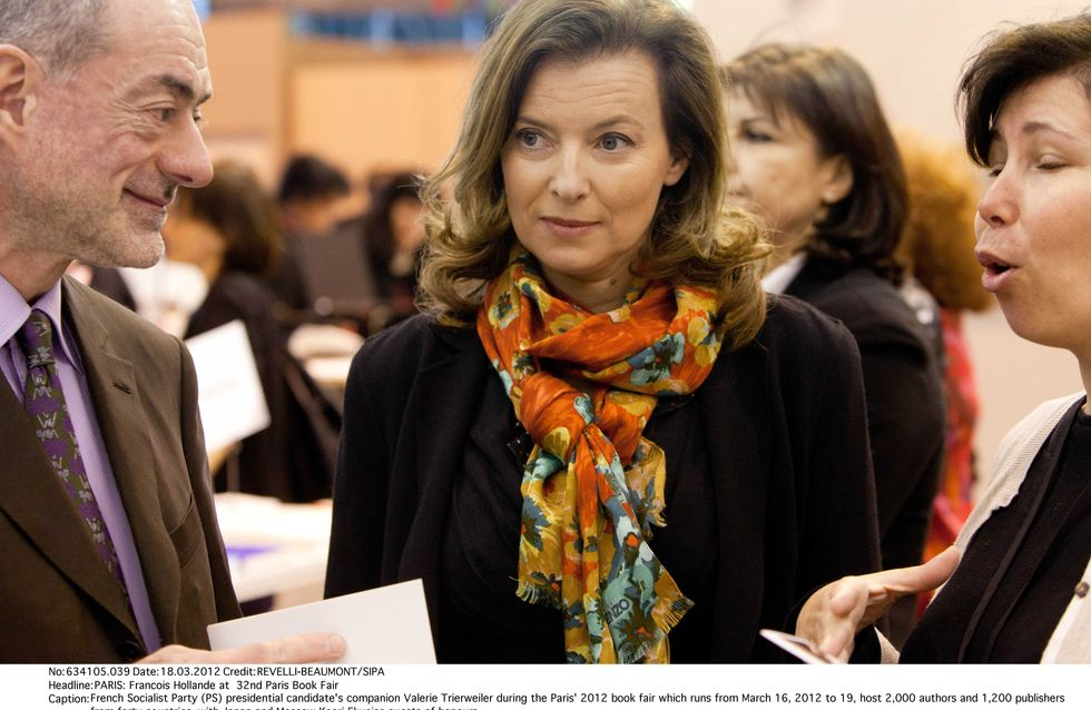 Valérie Trierweiler : Canal + pourrait l'engager