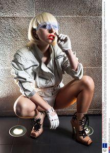 Lady Gaga a grossi, son poids au fil des années