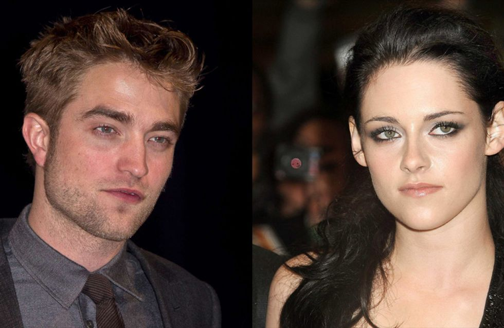 Robert Pattinson : Juste ami avec Kristen Stewart