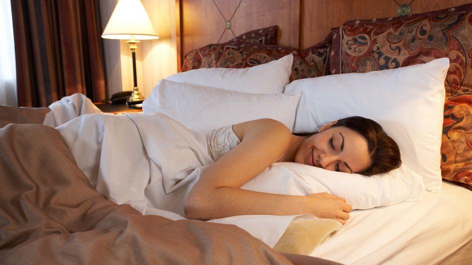 Régimes : De bonnes nuits de sommeil pour maigrir !