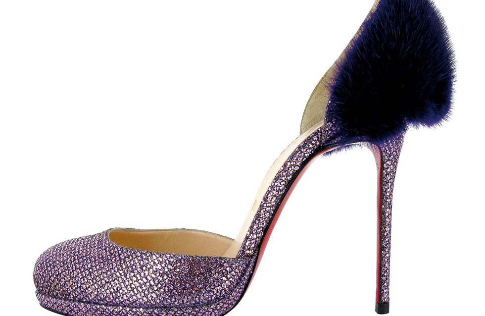 Christian Louboutin : Sa nouvelle collection en images ! (Photos)