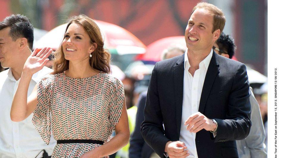Kate Middleton : Tous ses plus beaux looks en Asie ! (Photos)