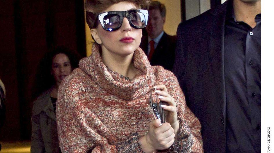 """Lady Gaga : """"J'ai pris 11 kg"""""""