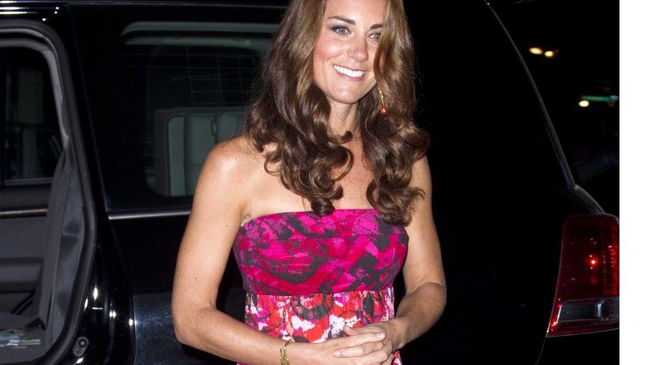 Kate Middleton : Le pire look de la semaine ! (Photos)
