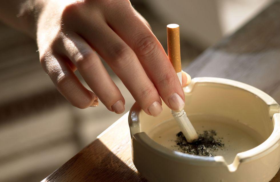 Tabac : Des virus dans les cigarettes et la salive des fumeurs