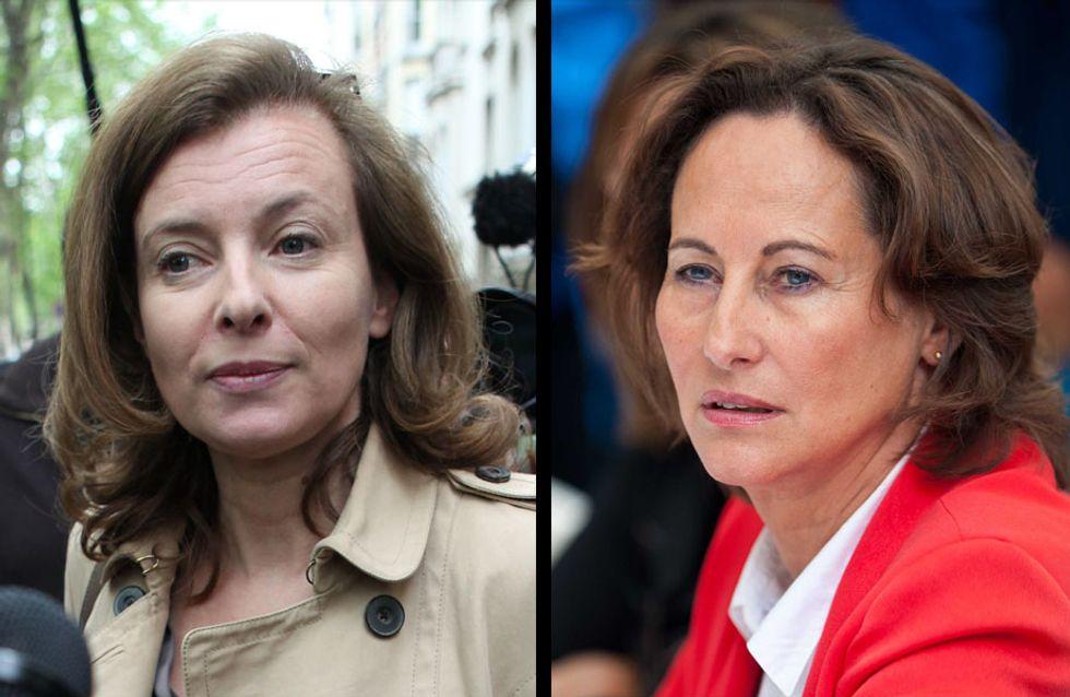 Valérie Trierweiler et Ségolène Royal : Retrouvailles à New York