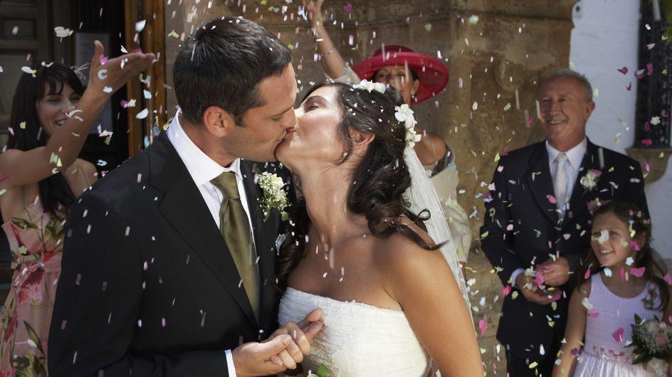 Mariage : Il fait encore rêver 63% des Français