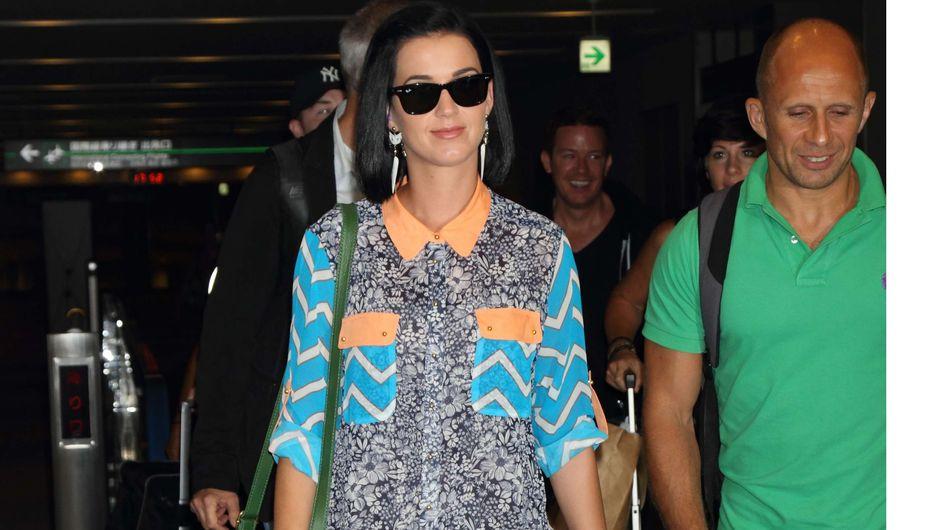 Katy Perry : Le look pourri de Katy ! (Photos)