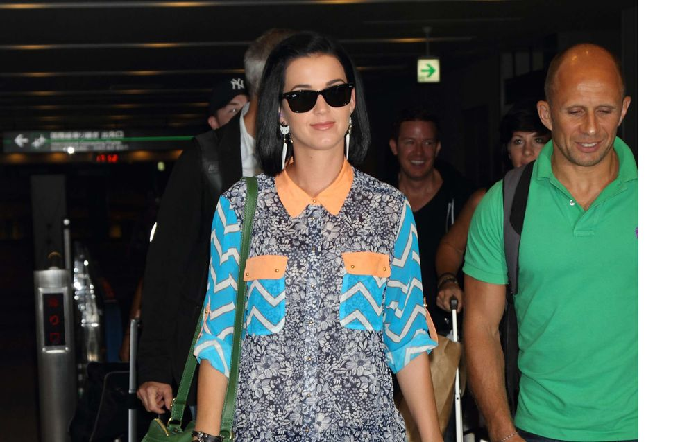 Katy Perry : Le look pourri de Katy ! (Photos)