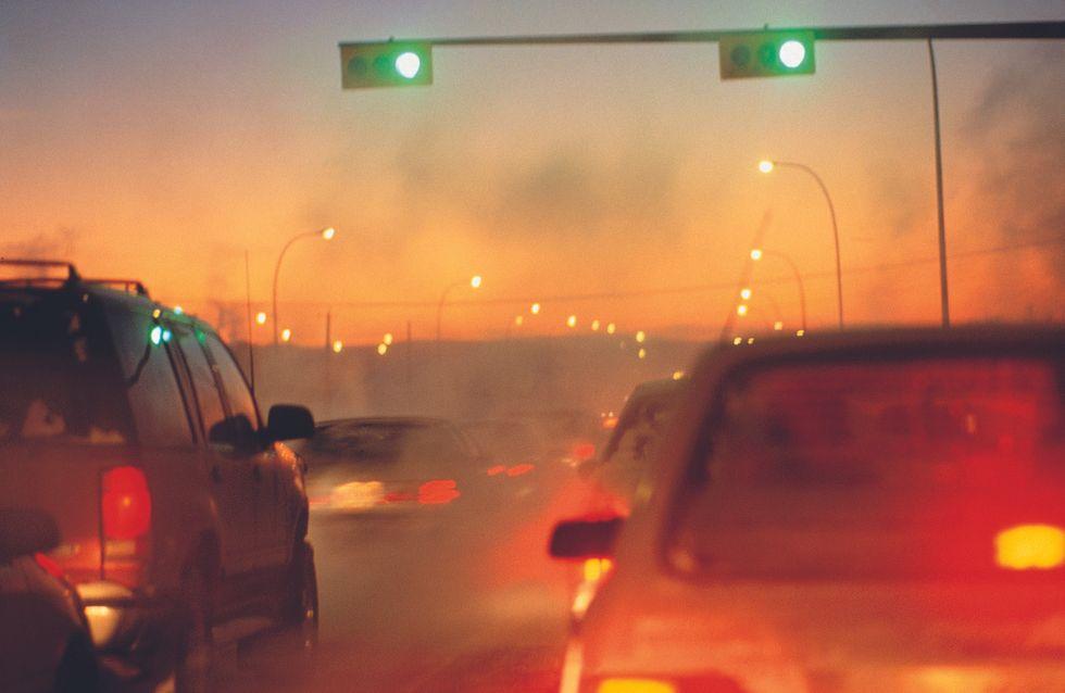 Pollution : Notre espérance de vie réduite de 2 ans
