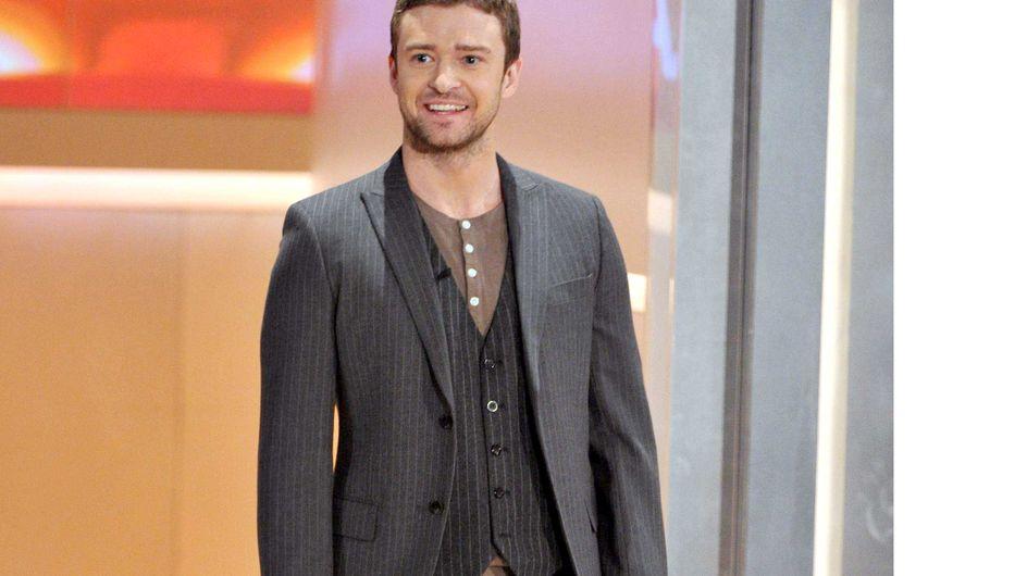 Justin Timberlake : Il montre ses fesses aux paparazzis