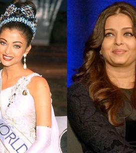Aishwarya Rai : 20 kilos de plus depuis Miss Monde (Photos)