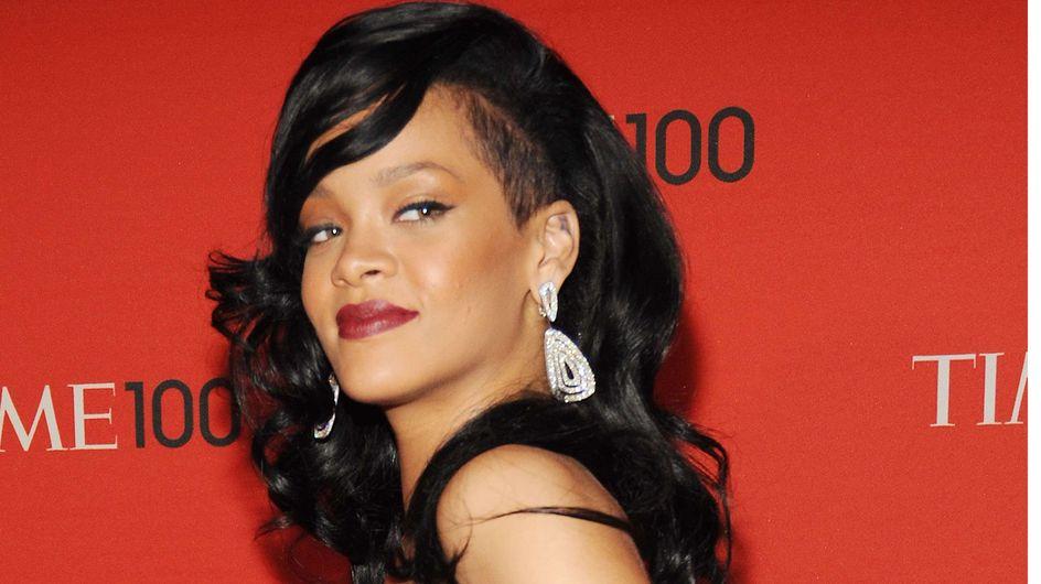 Rihanna : Elle vomit en boîte de nuit