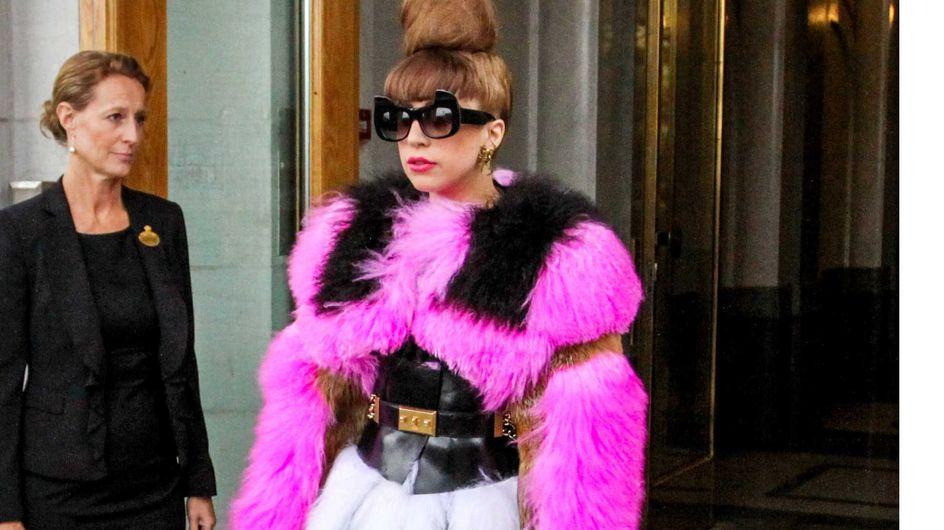 Lady Gaga : En culotte pour montrer son nouveau corps et son nouveau combat (Photos)
