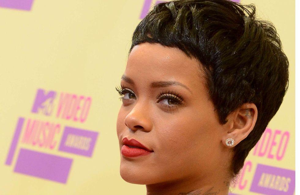 Rihanna : Découvrez la pochette provocante de son nouveau single (Photos)