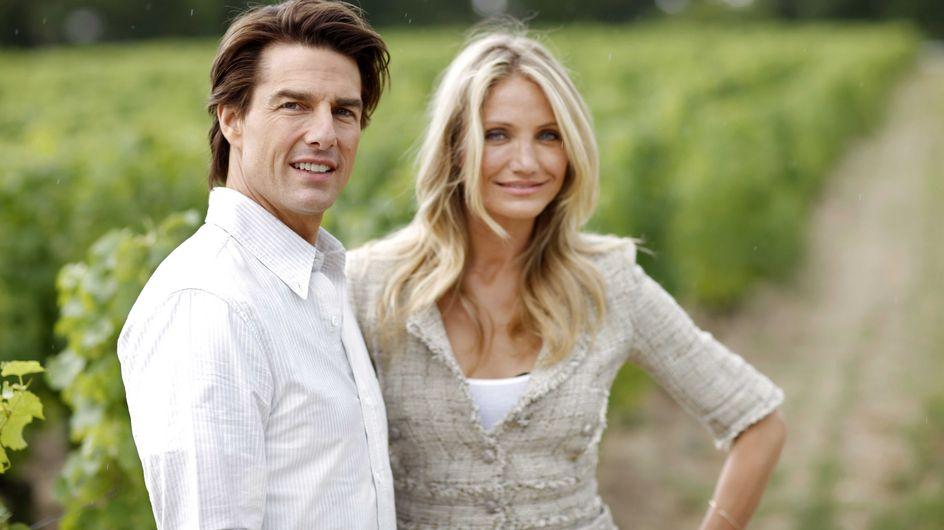 Tom Cruise : Plus qu'ami avec Cameron Diaz ?
