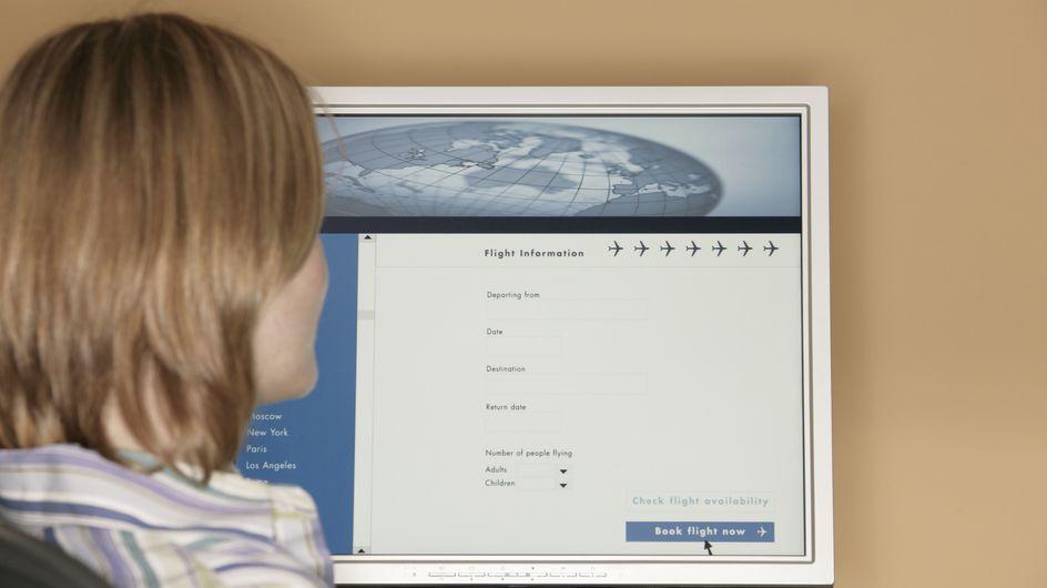 Internet : Quand les pages d'erreur aident à retrouver des enfants disparus (Vidéo)