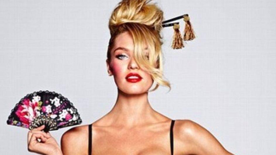 """Victoria's Secret : Un modèle de lingerie jugé """"raciste"""" (Photos)"""