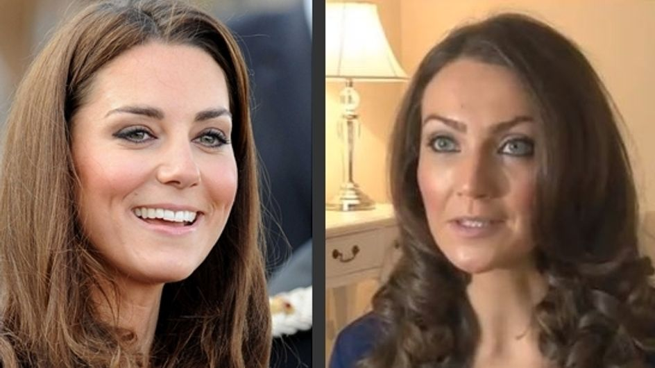 Kate Middleton : Son sosie ne posera pas seins nus ! (Photos)