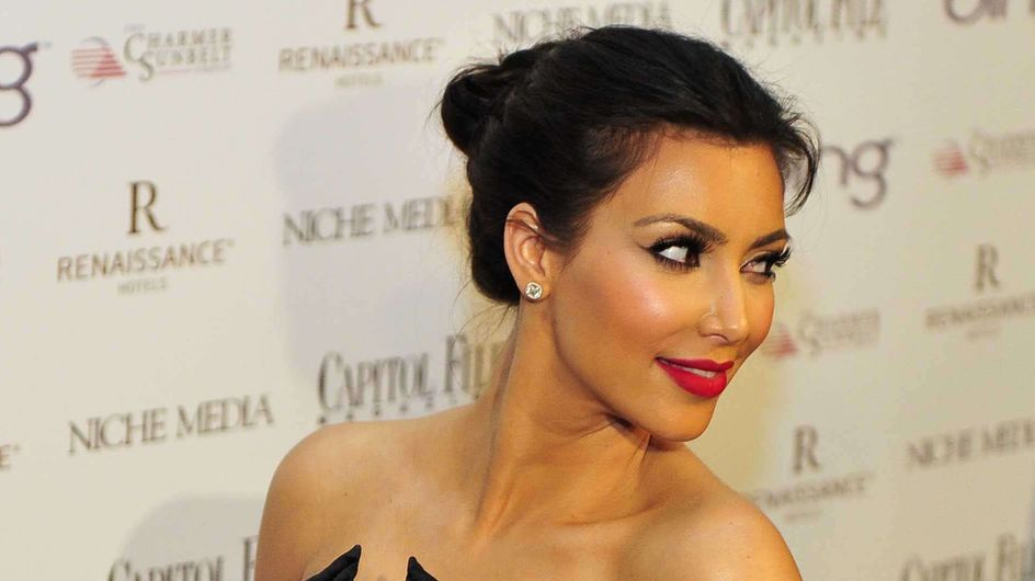 Kim Kardashian : Elle lance sa marque de cosmétiques ! (Photos)