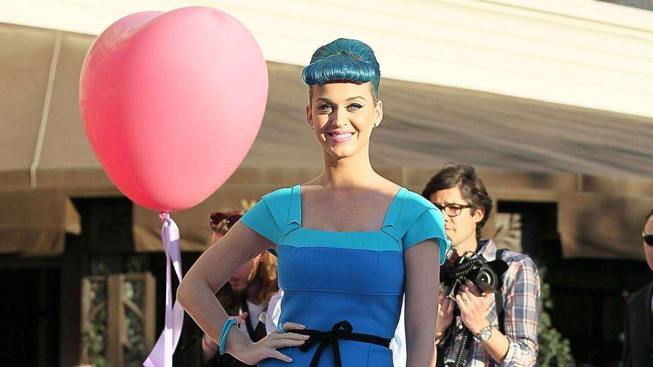 Katy Perry : Elue femme de l'année