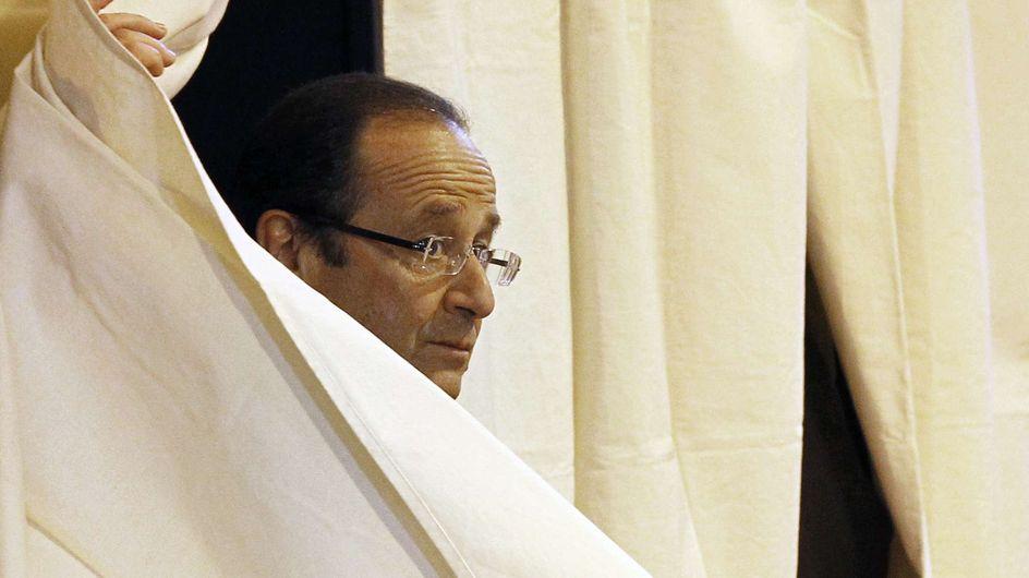 François Hollande : Il se planque face à Ségolène Royal